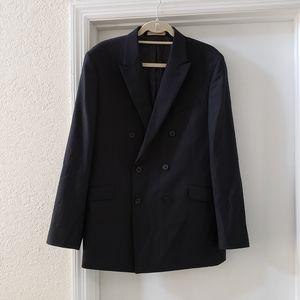 Joseph Abboud Slim Fit Super 120s Wool Blazer Suit